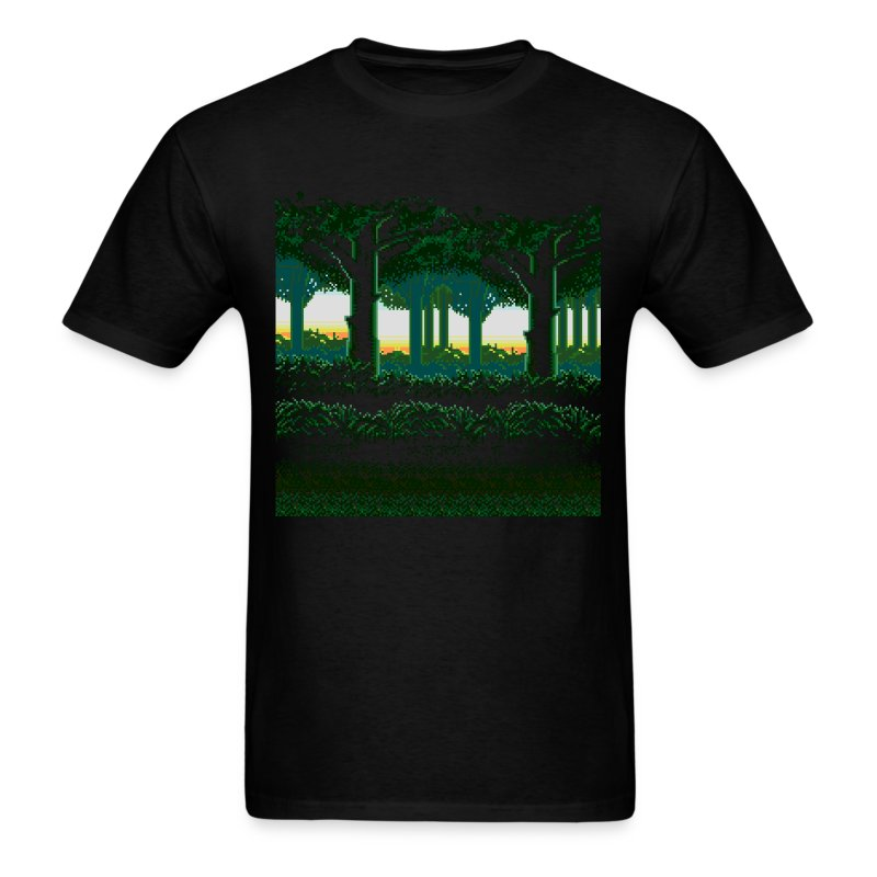 Forest t shirt spreadshirt for Rainforest t shirt fundraiser