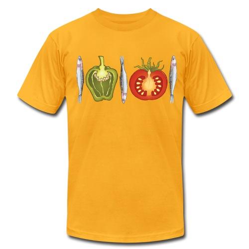 Men's Anchovy Apparel - Men's Fine Jersey T-Shirt