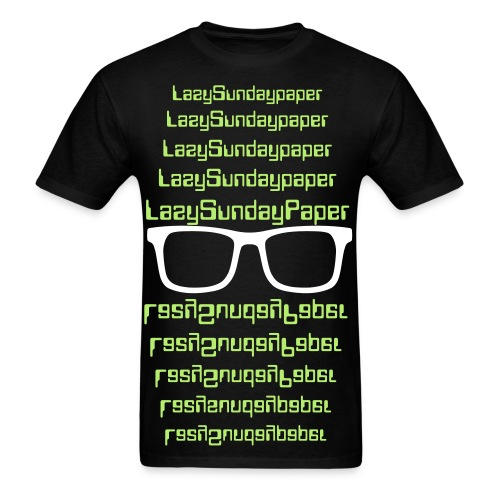 Matrix Sunday Tee - Men's T-Shirt