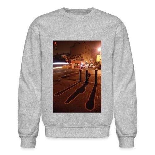Ellis Gallagher: Chalk - Crewneck Sweatshirt