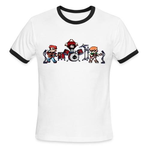 Scott Pilgrim - Men's Ringer T-Shirt