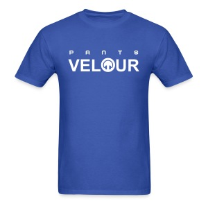 Pants Velour Headphones Shirt - Men's T-Shirt