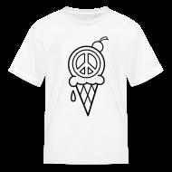 Kids' Shirts ~ Kids' T-Shirt ~ Ice Cream Cone Coloring T-shirt