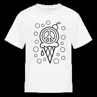 Kids' Shirts ~ Kids' T-Shirt ~ Ice Cream Cone Coloring T-shirt -2