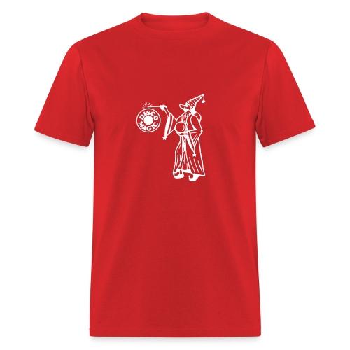 Discomagic Red - Men's T-Shirt