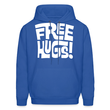 free hugs Hoodies