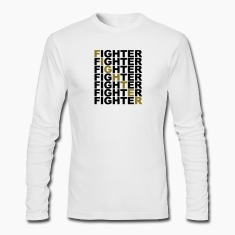 fighter Long Sleeve Shirts