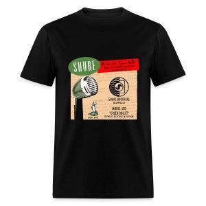 520 Green Bullet Mic Shirt - Men's T-Shirt