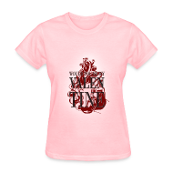 Women's T-Shirts ~ Women's T-Shirt ~ Be my valentine