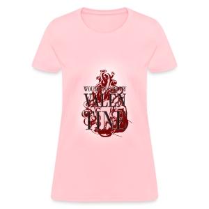 Be my valentine - Women's T-Shirt