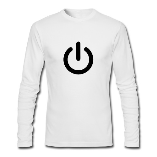 Mortality - Men's Long Sleeve T-Shirt by Next Level