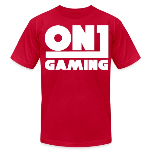 ON1 Gaming Premium Limited Edition T (Male) - Men's T-Shirt by American Apparel