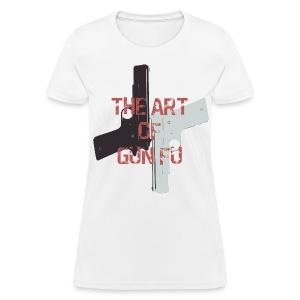 The Art of Gun Fu Women's Standard Fit - Women's T-Shirt