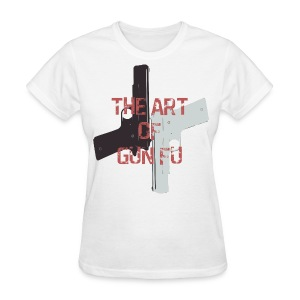 The Art of Gun Fu Women's Standard Fit - Women's T-Shirt