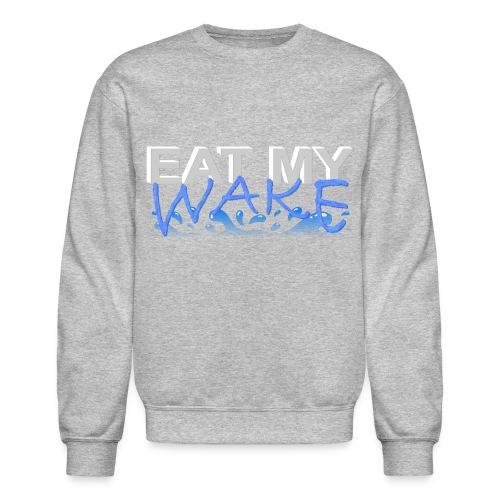 Eat My Wake - Swimming Sweatshirt - Crewneck Sweatshirt