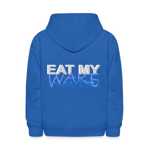 Eat My Wake - Swimming Hoodie - Kids' Hoodie