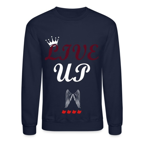 LIVE UP 7 VIII - Crewneck Sweatshirt