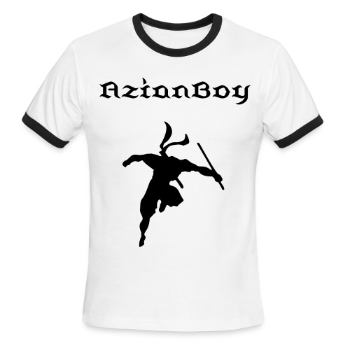 AzianBoy's T-Shirt - Men's Ringer T-Shirt