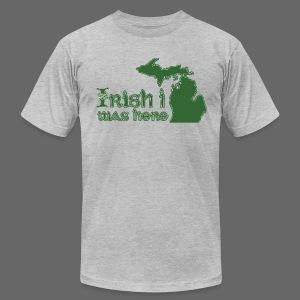Irish I was here - Men's Fine Jersey T-Shirt
