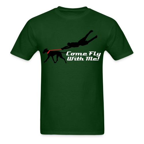 come fly with me - Men's T-Shirt
