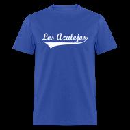 T-Shirts ~ Men's T-Shirt ~ Men's Los Azulejos - Royal Blue