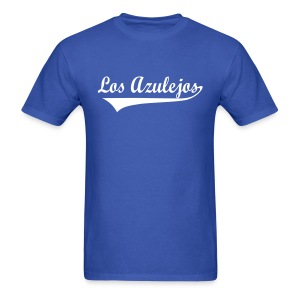 Men's Los Azulejos - Royal Blue - Men's T-Shirt
