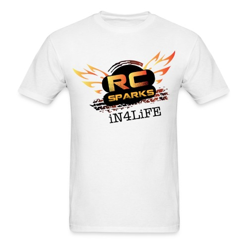 iN 4 LiFE - Men's T-Shirt