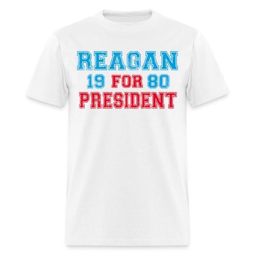 Reagan for Prez - Mens Tee - Men's T-Shirt