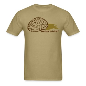 Brain Shart - Men's T-Shirt