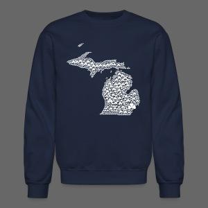 Michigan Shamrocks - Crewneck Sweatshirt