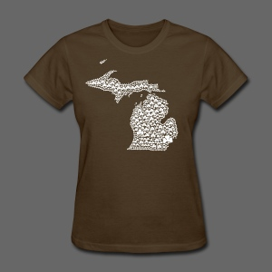 Michigan Shamrocks - Women's T-Shirt