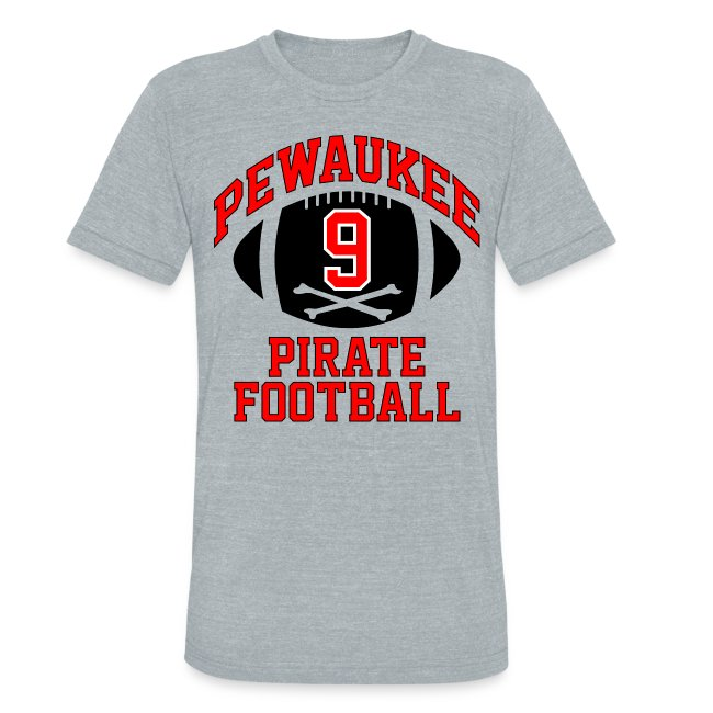 promo code 03bdd 268aa J.J. WATT H.S. THROWBACK | Unisex Tri-Blend T-Shirt