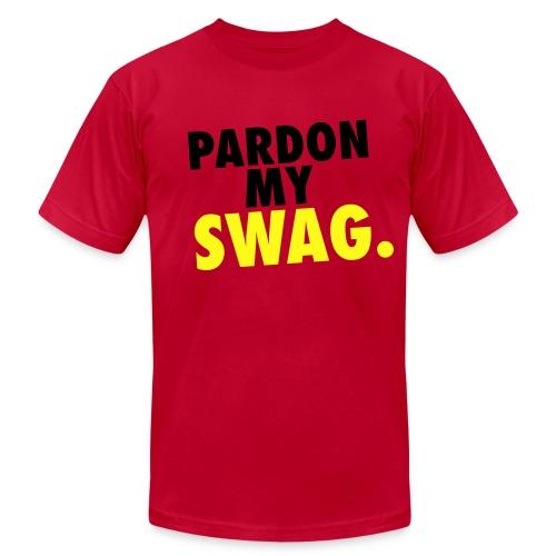 Purple Men's PMS T-Shirt - Men's  Jersey T-Shirt