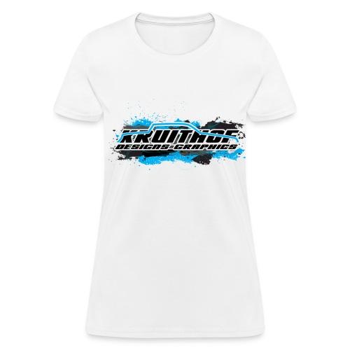Kruithof Designs Women's Grunge - Women's T-Shirt