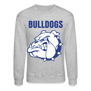 Bulldogs - Crewneck Sweatshirt