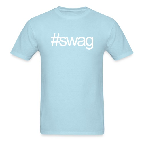 #swag - Men's T-Shirt
