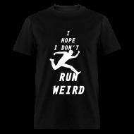 T-Shirts ~ Men's T-Shirt ~ Run Weird