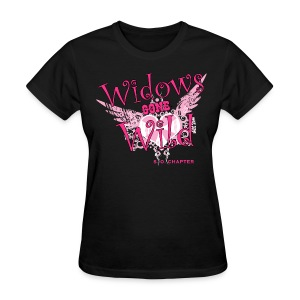 Widows Gone Wild Standard Weight T-shirt - Women's T-Shirt