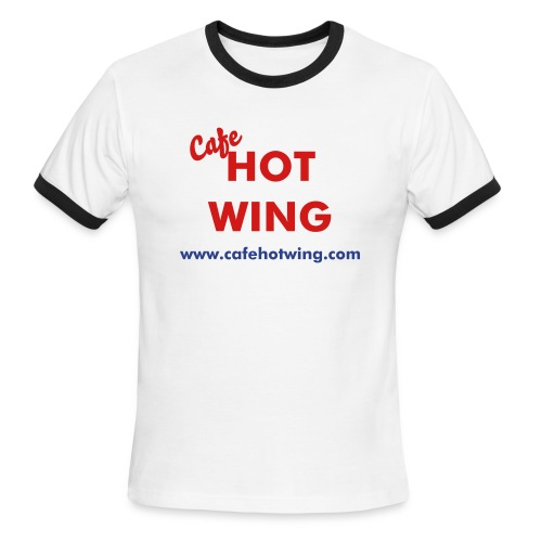 CHW Ring Tee - Men's Ringer T-Shirt