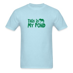 My Pond - Men's T-Shirt