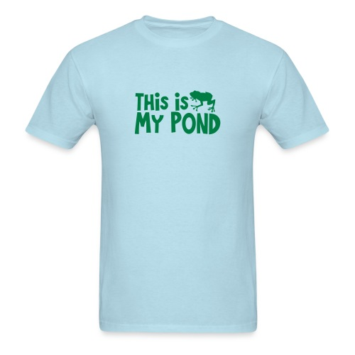 My Pond - Men's T-Shirt