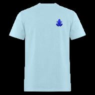 T-Shirts ~ Men's T-Shirt ~ Blue frog
