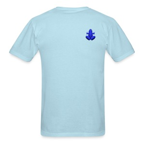Blue frog - Men's T-Shirt