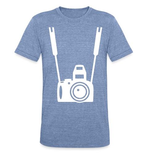 Snap - T-Shirt - Unisex Tri-Blend T-Shirt
