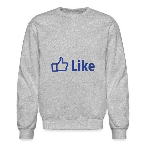 Like - Crewneck Sweatshirt - Crewneck Sweatshirt