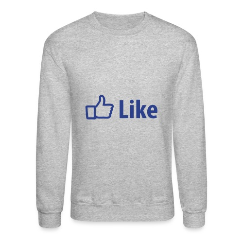 Like - Crewneck Sweatshirt - Crewneck Sweatshirt