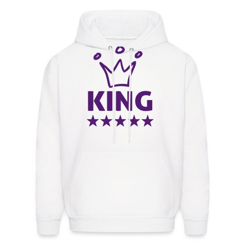 5 Star KIng - Men's Hoodie