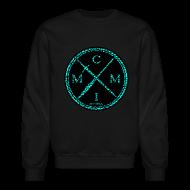 Long Sleeve Shirts ~ Crewneck Sweatshirt ~ MCMI PEN X SWORD ELEPHANT PRINT Sweat shirt 002