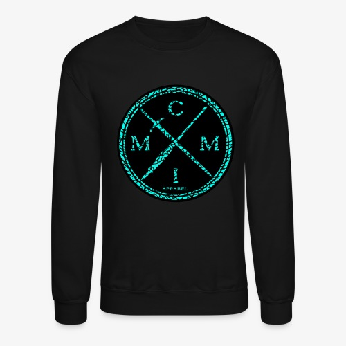 MCMI PEN X SWORD ELEPHANT PRINT Sweat shirt 002 - Crewneck Sweatshirt