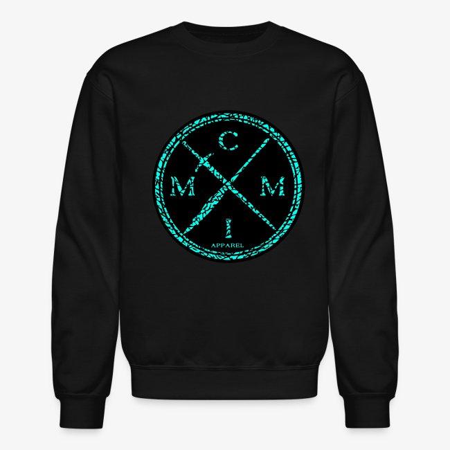 MCMI PEN X SWORD ELEPHANT PRINT Sweat shirt 002